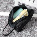 Impermeabilizar el bolso cosmético unisex del recorrido del bolso del maquillaje del bolso de la colada del bolso portable al aire libre del almacenaje