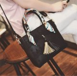 Recht stilvolle kleine Leder PU-Damentote-Beutel-Entwerfer-Handtaschen