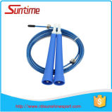 Corde de saut de câble de vitesse de formation de sport, corde de saut, corde de saut à grande vitesse réglable, corde de saut de Crossfit