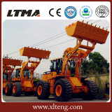 Carregador 2016 do crescimento de Ltma China 5t Payloader