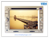 Audio dell'automobile DVD per Geely Emgrand Ec7 con il GPS