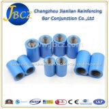 Accoppiatore d'acciaio rivestito a resina epossidica del tondo per cemento armato nell'accoppiamento da 12 - 40mm