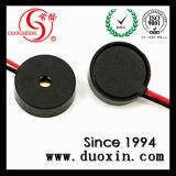 sirena piezoeléctrica del transductor de la señal sonora de 3V 14m m con los alambres Dxp14040W