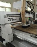CNC Multifunction Woodworking Machine com 1300*2450*200mm Working Area, 9kw Air Cooling Spindle, Nc Studio Control