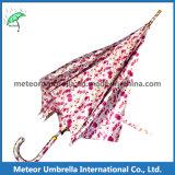 Guarda-chuvas cor-de-rosa baratos do fabricante do fornecedor de China para a venda