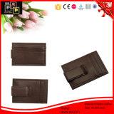 Повелительницы бумажник руки равенств повелительниц низкой цены изготовления Китая малюсенькие просто, зажим деньг (5656)