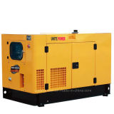 50kVA/40kw 50Hz Low Noise Silent Diesel Generator con Perkins Engine
