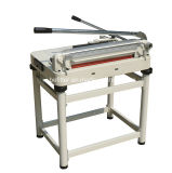 Yg-868 A4 manuelle Guillotine-Stapel-Papierschneidemaschine-Maschine