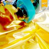 Escenario boda al por mayor Bolas de espejos de plástico flotante 2m oro rojo del disco inflable bola de espejo