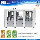 La bevanda/birra/spremuta gassose possono macchina di riempimento di sigillamento
