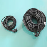 20FT/10m pvc Heating Cable voor Roof&Gutter DE-Cing Cable