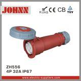 IP67 4p 32A Industriële Schakelaar met de Certificatie van Ce