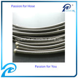 PTFE Braided Hose, 1 Inch Braided Hose para Conveying Various Chemicals