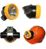 LED Cordless Miner Cap Lâmpada com MSHA (T2)