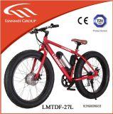 Lithium Batteryの26*4.0inch Fat E-Bike