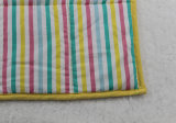 Kind-kleine Bettwäsche-Blatt-Steppdecke des Baby-100%Cotton