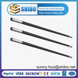 Vendas populares de elemento de aquecimento de carboneto de silício de tipo de haste (SiC), aquecedor de forno Sic