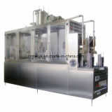 Het Vullen van het Karton van de drank Semi Automatische Machine (bw-1000)
