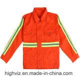Revestimento elevado da segurança do Vis para os trabalhadores da limpeza (C2405)