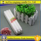 Taobao卸し売り73Gの白く滴り落ちない蝋燭