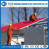 Costruzione prefabbricata modulare galvanizzata progetto di Gemsun del rifornimento della Cina