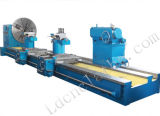 Accuracy e Precision elevados Horizontal Cutting Lathe Machine C61200 para Sale