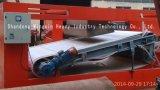 Плоский магнитный сепаратор использован для того чтобы выбрать низкосортный магнитный железняк (гематит, коричневый утюг)