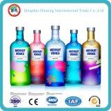375ml / 500ml / 700ml / 750ml / 1L Bouteille en verre transparent pour boissons alcoolisées / spiritueux