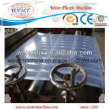 PVC / animal / PC Wave Line Placa Producción