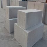 Poreux élevé et poids léger isolant le bloc d'AAC