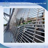 Engranzamento de fio decorativo do aço inoxidável para a fachada/finalidade arquitectónica