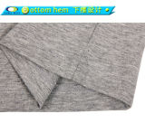 Mens en gros Plain 100 Combed Cotton Fabric pour T Shirt