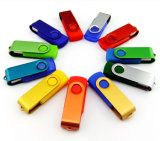 Promotional GiftのためのBSCI Verified Factory Wholesale Cheap Swivel USB Flash Drive