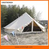 Playdo om Glamping Tent 5m de Tent van de Klok van het Canvas van de Klok