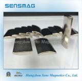 RoHSのIndustrial UseのためのN38sht Segment Neodymium Magnet