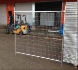 Geschweißtes Ineinander greifen-Zaun des Stahldraht-Q235
