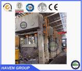 Fabricación de sellado hidráulica del chino de la máquina de la prensa de la sola acción