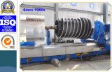 Torno horizontal profesional del CNC de China para el eje de torneado de la metalurgia (CG61100)