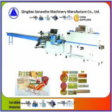Sacoche à ordures Shrink Packing Machine