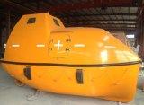 CCS, BV, EC, ABS aprobó el bote salvavidas completamente incluido de GRP