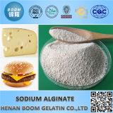 Alginate seguro do sódio do produto comestível para o realçador da nutrição