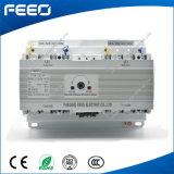 Interruttore automatico di trasferimento di potere doppio elettrico del cambiamento