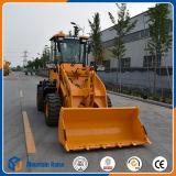 Pequeño cargador de la rueda de 1.5 toneladas en China