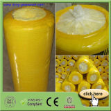 Couverture centrifuge de laines de verre de fibre avec as/Nz
