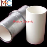 Alúmina de cerámica Liner / cilindro de la bomba Liner