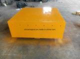 Separador permanente de Magneic del hierro del vagabundo de la suspensión de Overband de la limpieza manual de Rcyb de la alta calidad para el transportador de correa