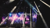 P 12mm Semi Outdoor Rental LED Display Event Production