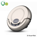 Batterie au lithium Mini aspirateur Robot Low Noise, Grand Cake Clean (Sweep, Vacuum, Mop) 3in1 Cleaner Sweeper