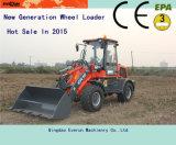 De Ce Goedgekeurde Lader van de Schop van de Machines van het Landbouwbedrijf Er16 Kleine