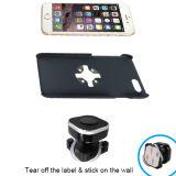Soporte convexo de la caja del teléfono del montaje funcional multi de la pared con iPhone